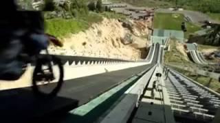 Super Salto Motocross