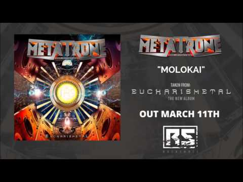 METATRONE - Molokai (Official Audio)