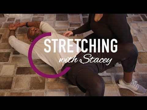 Chest Stretch | Stretching With Stacey