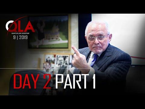 Day 2 Part 1 | September 2019 | Dan Peña QLA Castle Seminar