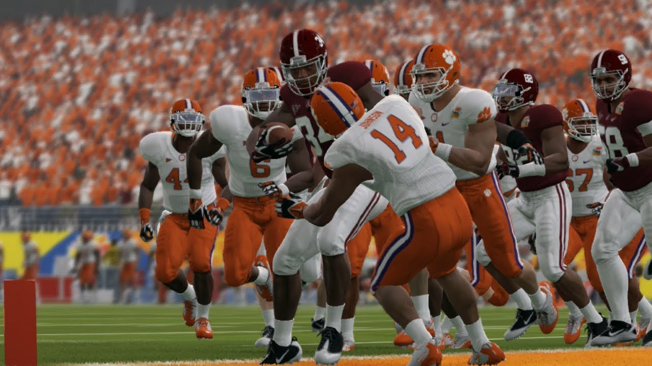 NCAA Football 14 (Rosters Updated For 2019 National ...
