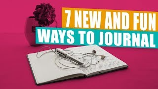 What To write In A Journal| 7 Journaling Ideas For Beginners