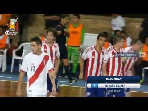 Eliminatorias Sudamericanas 2016 - Paraguay 2 vs Perú- Primera Fecha - Grupo A