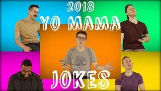 2018 YO MAMA JOKES (Year In Review, kinda)