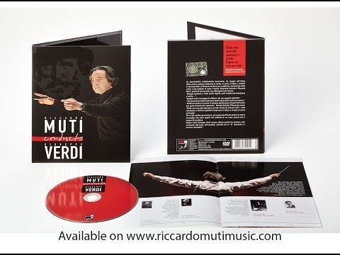 Riccardo Muti conducts and rehearses Verdi - DVD (sub: EN, FR, DE, JP, IT) on riccardomutimusic.com