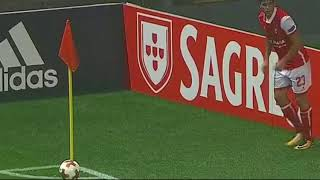 Braga vs Ludogorets 0-2 (GOALS HIGHLIGHTS) Europa League 2017-18