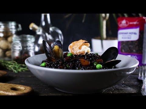 морской коктейль рецепт паэль