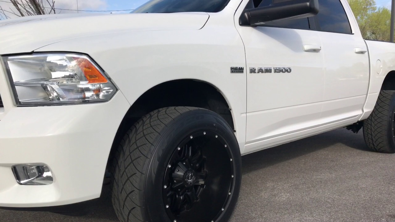 Ram Got Some New Shoes! - 20x12 - YouTube