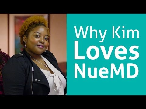 NueMD Testimonial: Kim Loves NueMD