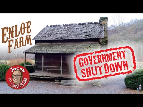 Government Shutdown at Enloe Farm