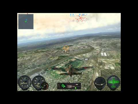Let's Play Combat Wings: Battle Of Britain - Ep08 - Holes Everywhere
