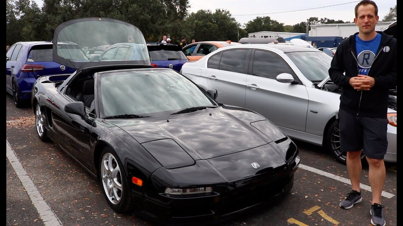 Why Buy A 2001 Acura Nsx Over A Brand New Nsx