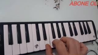Melodika Öğreniyorum--Buray Aşkmı Lazım