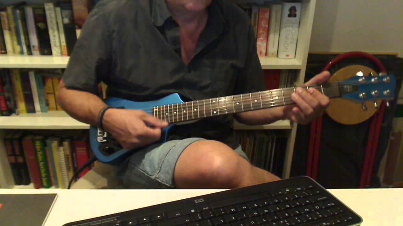 hofner shorty-ct bl guitare electrique