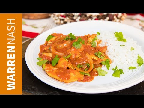 Easy Turkey Curry Recipe – Ultimate Christmas Leftover Recipes by Warren Nash