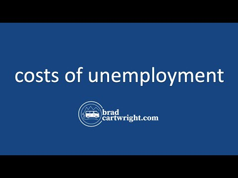 Low Unemployment Series:  Distribution and Costs of Unemployment