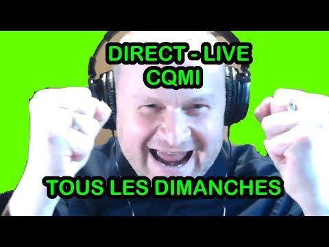 CQMI en Direct Live