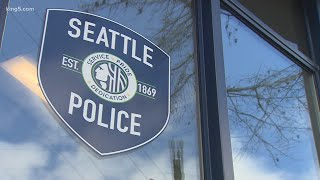 Record number of Seattle police officers leaving the department, new report shows