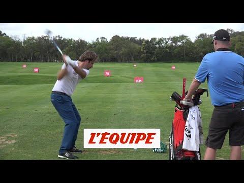 Victor Dubuisson, un swing de génie - Golf - EPGA
