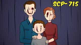 SCP-715. Мое лицо, каким я мог быть (Анимация SCP)