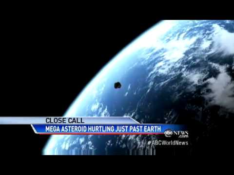 Asteroid to Pass Close to Earth as Astronomers Watch Video ...