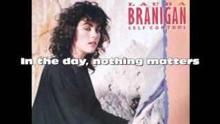 Laura Branigan - Self Control / Instrumental with Lyrics ( Karaoke )