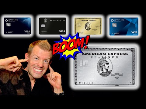 #1 METAL CREDIT CARD *DROP TEST* And WEIGHT! (4 Types Of Metal Credit Cards)