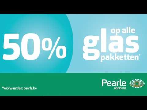 Pearle: Radiospot promo 50% - NL