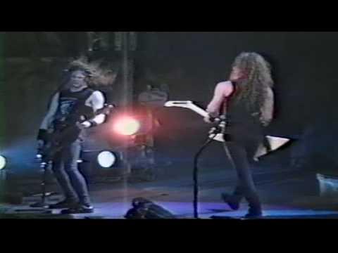 Metallica Eye of the Beholder Live in Hartford CT 1989 mp3