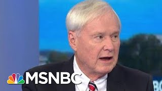 Matthews: Marie Yovanovitch Provoked Trump With Her Credibility | MSNBC