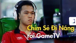 Chim Sẻ Đi Nắng đơn phương tuyên bố rời GameTV, GameTV đòi bồi thường tiền tỷ?