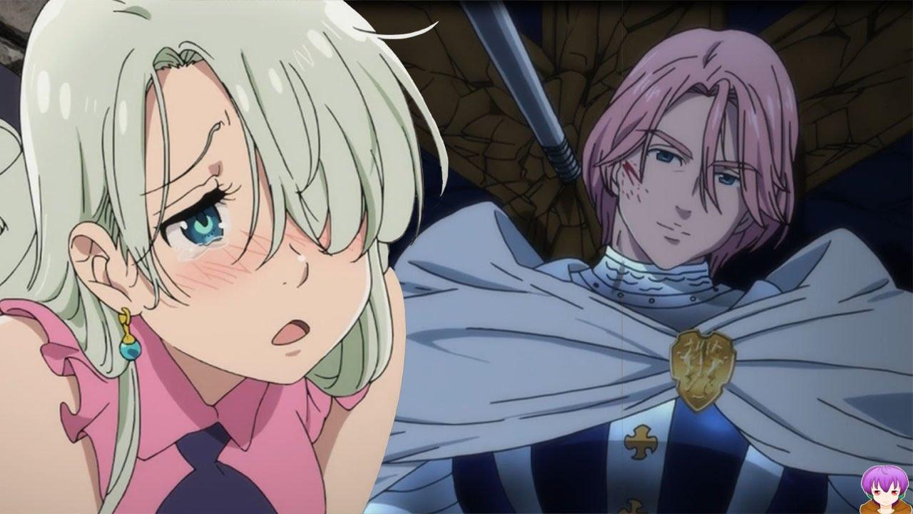 Nanatsu no Taizai 2 – Episódio 02 – Existência da Prova