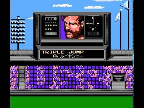 Konamic Sports in Seoul (NES) full playthrough