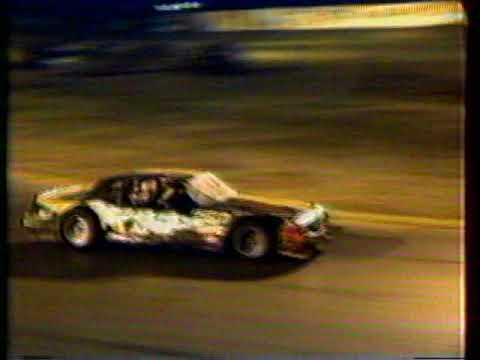 Sunset Speedway Challenger Consi 1992