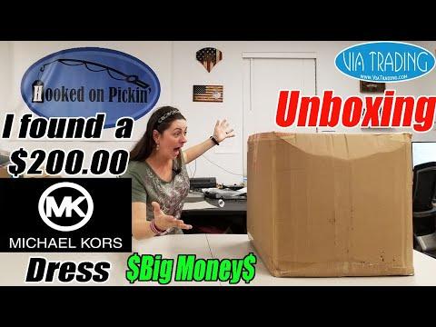 Via Trading Unboxing - Shelf Pulls