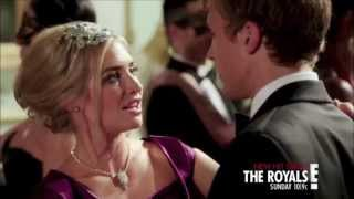 "'The Royals' 1x05 - ""Unmask Her Beauty to the Moon"" Promo"