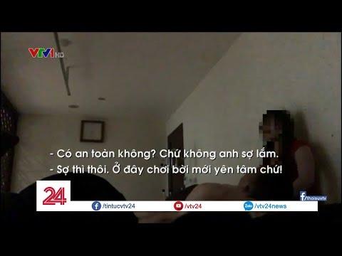 """Dịch vụ massage """"trá hình"""" trong khách sạn 5 sao tại Quảng Ninh"""