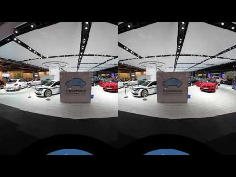 Virtual Reality Tour of the Johannesburg Motor Show 2011