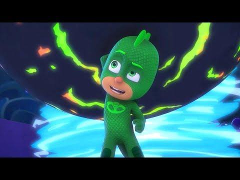 PJ Masks Super Pigiamini Geco e la roccia di tutti i poteri   Episodi   Cartoni Animati