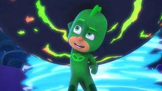 PJ Masks Super Pigiamini Geco e la roccia di tutti i poteri | Episodi | Cartoni Animati