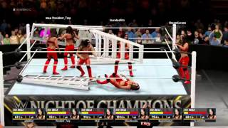 nL Live on Hitbox.tv - BRIE BRIE BRIE BRIE BRIE BRIE Mode Ladder Match [WWE 2K16]