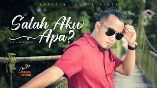 SALAH AKU APA? - Andra Respati (Official Music Video)