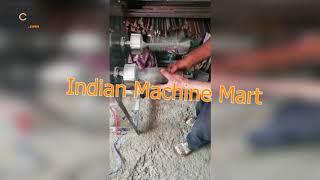 Manual Bottle Washing Machine - Indian Machine Mart