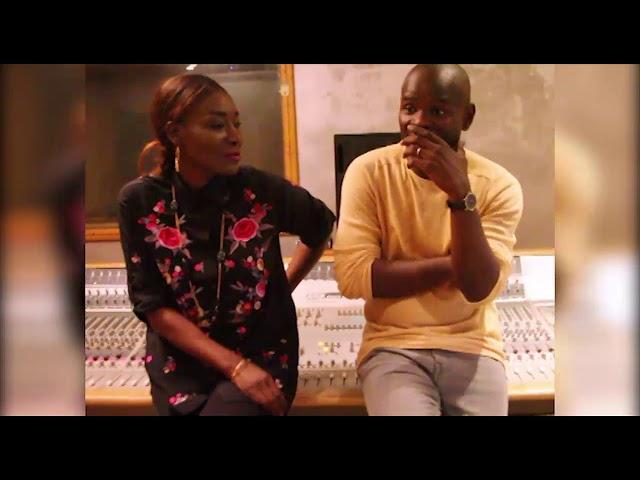 Pape Cheikh Diallo Decouvre le Nouvel Album de Coumba Gawlo à Parraitre