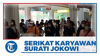 Protes soal Kewajiban PCR, Serikat Karyawan Bandara Surati Jokowi