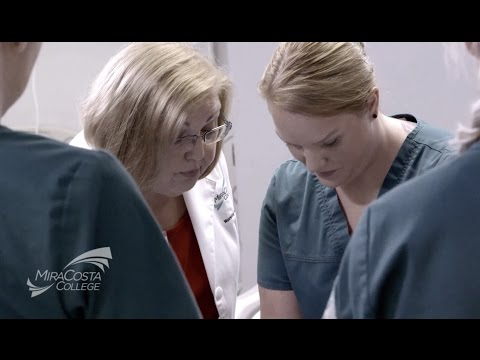 MiraCosta College TV Spot - Nursing