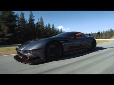 Aston Martin Vulcan | Highlands Motorsport Park - New Zealand