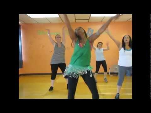 Zumba He Zumba Ha (remix 2012) choreo