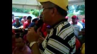 El señor Wuiliams Pereira próximo alcalde del municipio santa rita dando soluciones