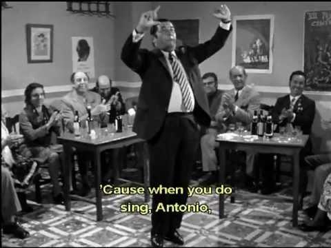 Antonio Mairena _ Rito y Geografïa del cante Flamenco _ English subtitles